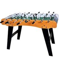 mesa de pebolim totó winmax wmg92770 colorida - kanui