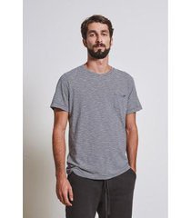 camiseta armadillo t-shirt coastline stripes masculina