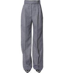 alexander mcqueen wide pants