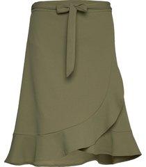 sc-siham knälång kjol grön soyaconcept