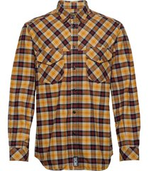 s-tolstoj shirt overhemd casual multi/patroon diesel men
