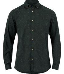 skjorta jprblalogo autumn shirt l/s sts