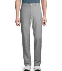 bonobos golf men's highland slim-fit pants - grey - size 35 32