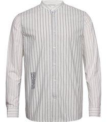 tyson shirt overhemd casual crème wood wood