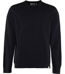 carhartt playoff long-sleeved crew-neck sweater