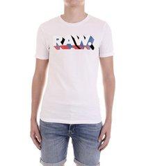 t-shirt korte mouw g-star raw d17112-336