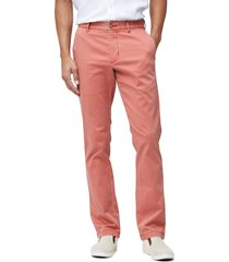 men's big & tall tommy bahama boracay pants, size 44 x 30 - red
