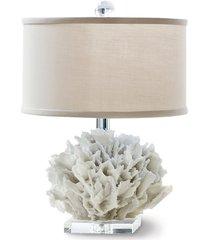regina andrew design mini ribbon coral lamp