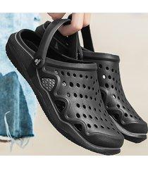 sandali casual da uomo, traspiranti e idrorepellenti