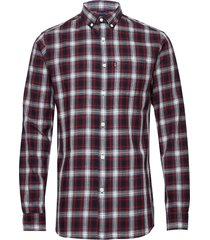clive checked shirt overhemd casual multi/patroon lexington clothing