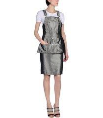 moschino overall skirts