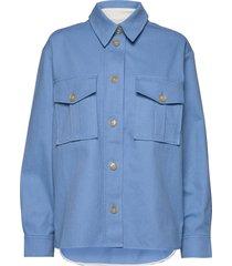sealiner shirt overhemd met lange mouwen blauw fall winter spring summer