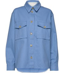 sealiner shirt overshirts blauw fall winter spring summer