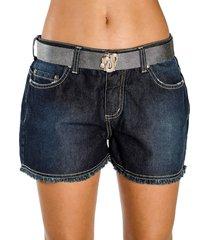 shorts a.cult mini azul