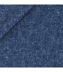 giacca da uomo su misura, bottoli, blu chiaro shetland, autunno inverno