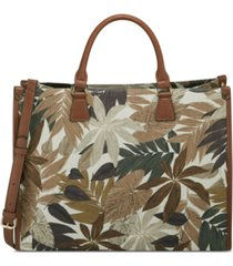 inc caitlinn box tote, created for macy's