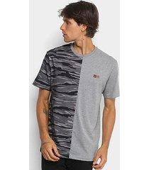 camiseta mcd especial duo camouflage masculina
