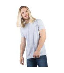 camiseta taco gola olímpica básica az masculina