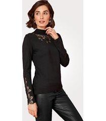 trui mona zwart