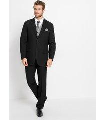 5-delig pak: colbert, broek, gilet, stropdas, pochet