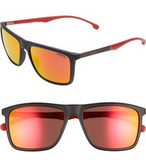 men's carrera eyewear 57mm sport sunglasses -