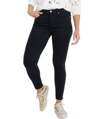 madewell 9-inch high waist ankle skinny jeans: tencel(r) edition, size 32 in lunar at nordstrom