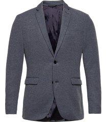 blazers knitted blazer kavaj blå esprit casual
