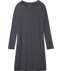 gebreide jurk, antraciet 40