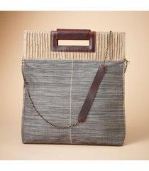 mako flap purse