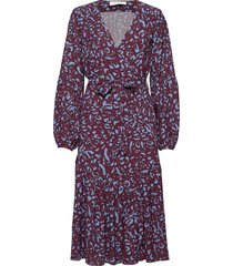 eira jurk knielengte multi/patroon fall winter spring summer