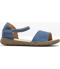 sandali in pelle (blu) - bpc selection