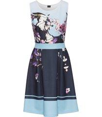 abito con stampa floreale (blu) - bodyflirt