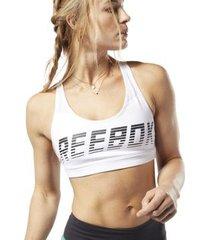 top esportivo medio suporte hero racer read pad feminino