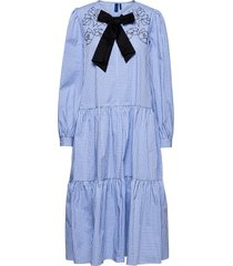 chesterrs dress dresses cocktail dresses blauw résumé