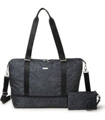 baggallini expandable carry on duffel
