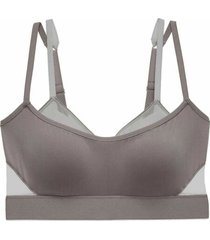 natori gravity contour underwire coolmax sports bra, women's, size 36d