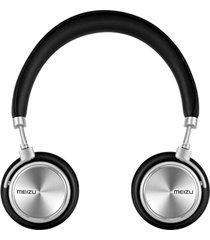 audifonos diademade metal plegable meizu hd-50 - negro