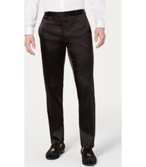 inc men's slim-fit tuxedo pants, created for macy's
