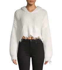 marley cotton hoodie