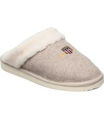 coseny homeslipper slippers tofflor beige gant