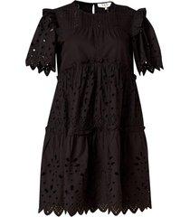 hazel tiered dress