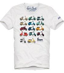 boys t-shirt vespa story - vespa® special edition