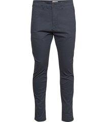 6208601, pants - sdjim casual byxor vardsgsbyxor blå solid