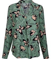 blouse dress in salie