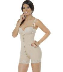 faja cachetera senos libres bodyline control 1400 piel+obsequio