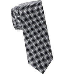 kaleidoscope print tie