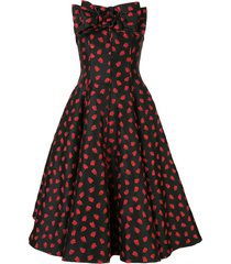 bambah tulip grace dress - black