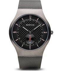 reloj bering 11940-377 hombre gris
