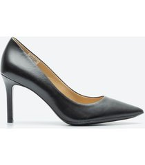 tacones casuales mujer naturalizer z1ag negro clásico