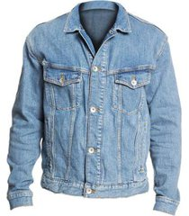 jaqueta quiksilver jeans originals denim style masculina